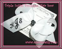 PERSONALIZED BOUTIQUE HAIR BOWS