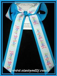 LOOPS AND TAILS HAIR BOWS