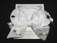 COMMUNION HAIR BOWS