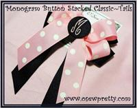 CLASSIC WITH TAILS HAIR BOWS